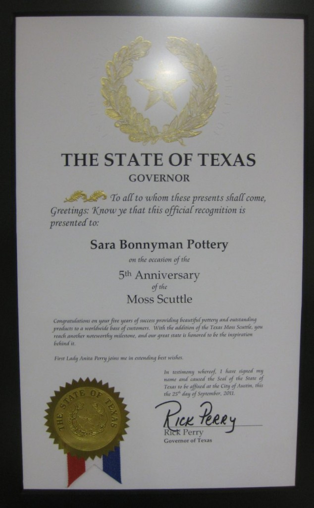 ross-perry-texas-certificate